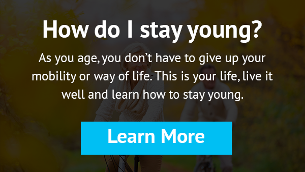 stay young with chiropractic care