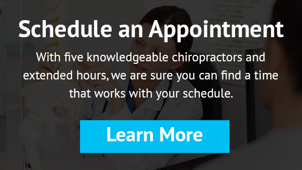 Schedule a chiropractic appointment